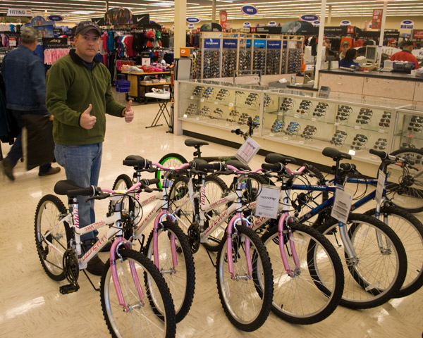 Donate Bikes In Little Rock this year s bicycles